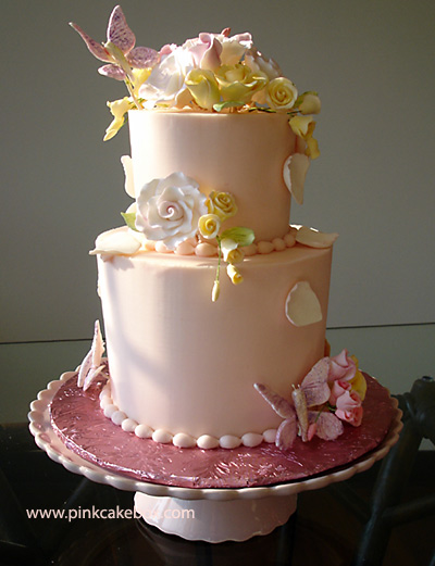 Happy Birthday Lorrie (I Love Dean) Cake3910