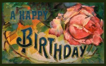Happy Birthday Rhonda! Victor10