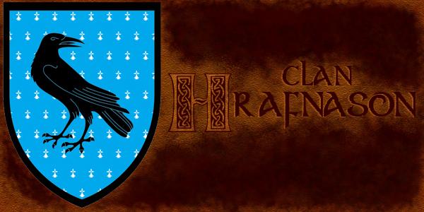 Le Clan Hrafnason ~ Fils du Corbeau