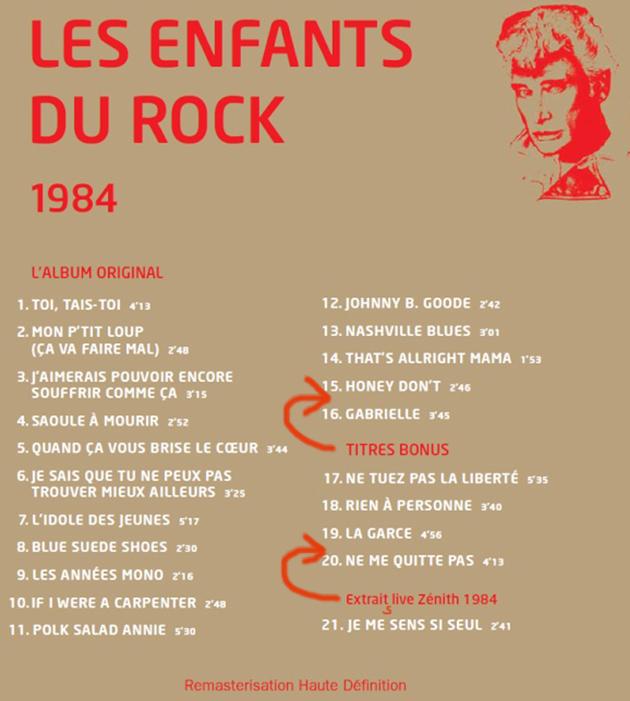 N° 18 LES ENFANTS DU ROCK (1984) Jh_les11