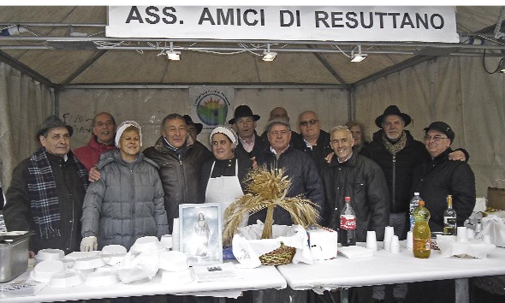 Domenica 15 Zibibbo, ceci e cuccìa: in piazza Roma la Santa Lucia di Resuttano Cuccia10