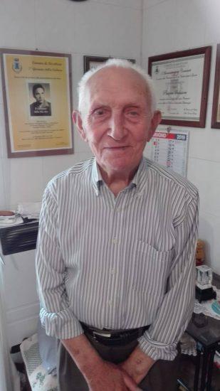 Resuttano piange la dipartita del 95enne pittore Salvatore Pantano Pantan10