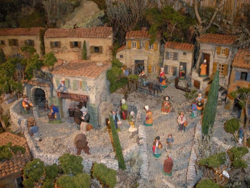 La crèche de Gérard 2011 Dscn6027
