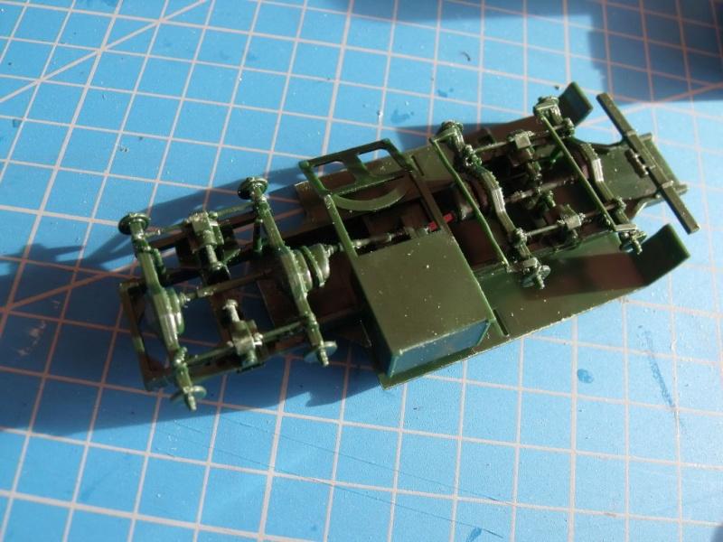 """REVELL 1/72 SLT50-3 """" ELEFANT """" ET Sa aNH.52 T , avec le Panzerhaubitze 2000 et le Fennek dans la même boite 001dsc13"""