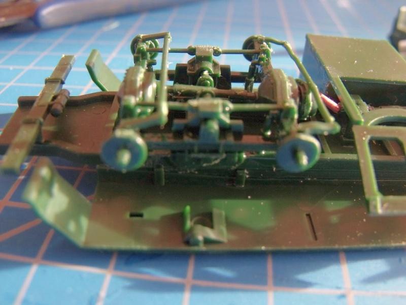 """REVELL 1/72 SLT50-3 """" ELEFANT """" ET Sa aNH.52 T , avec le Panzerhaubitze 2000 et le Fennek dans la même boite 001dsc15"""