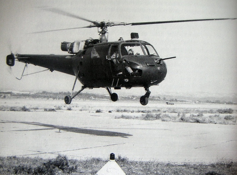 Allouette III canon en scratch Articl10