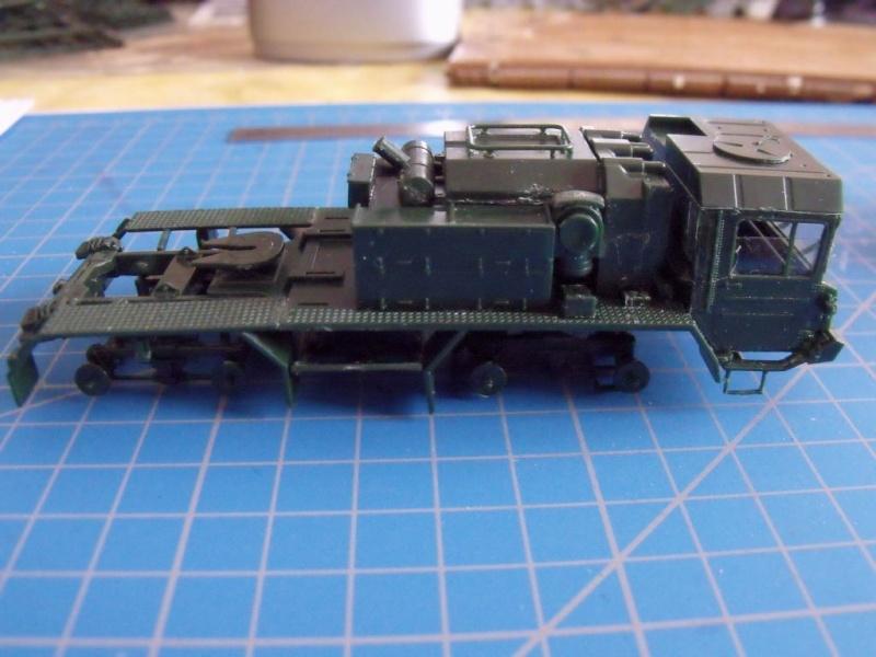 """REVELL 1/72 SLT50-3 """" ELEFANT """" ET Sa aNH.52 T , avec le Panzerhaubitze 2000 et le Fennek dans la même boite Dscf1312"""