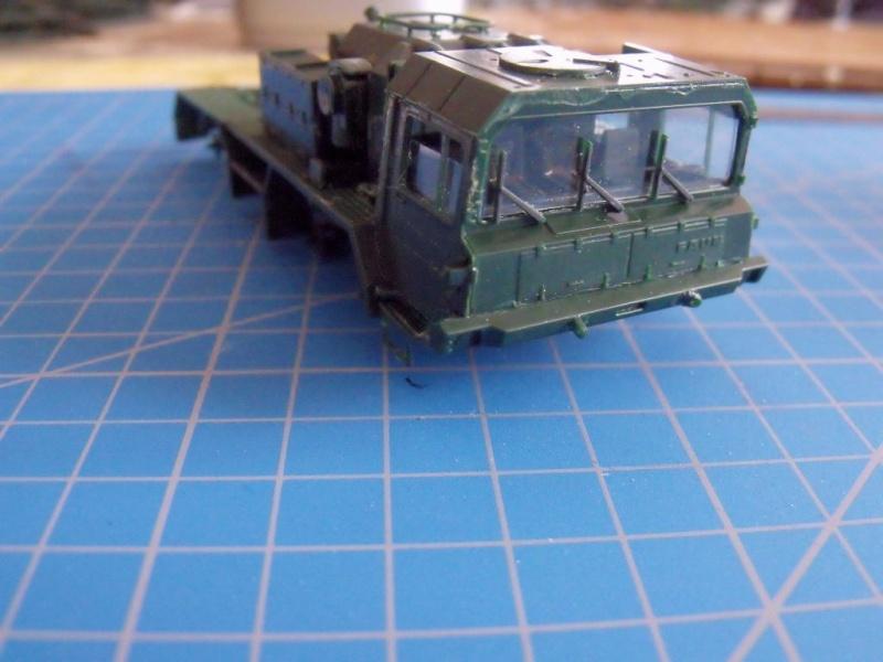"""REVELL 1/72 SLT50-3 """" ELEFANT """" ET Sa aNH.52 T , avec le Panzerhaubitze 2000 et le Fennek dans la même boite Dscf1313"""
