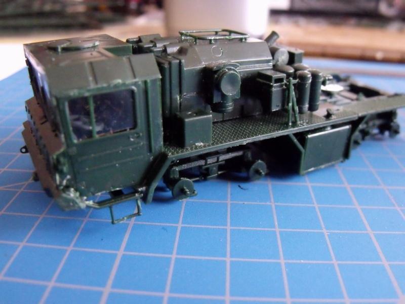 """REVELL 1/72 SLT50-3 """" ELEFANT """" ET Sa aNH.52 T , avec le Panzerhaubitze 2000 et le Fennek dans la même boite Dscf1314"""