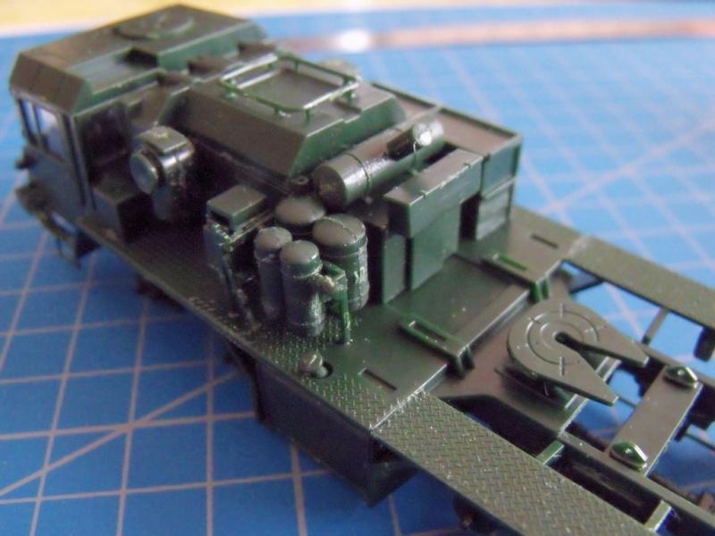 """REVELL 1/72 SLT50-3 """" ELEFANT """" ET Sa aNH.52 T , avec le Panzerhaubitze 2000 et le Fennek dans la même boite Dscf1315"""