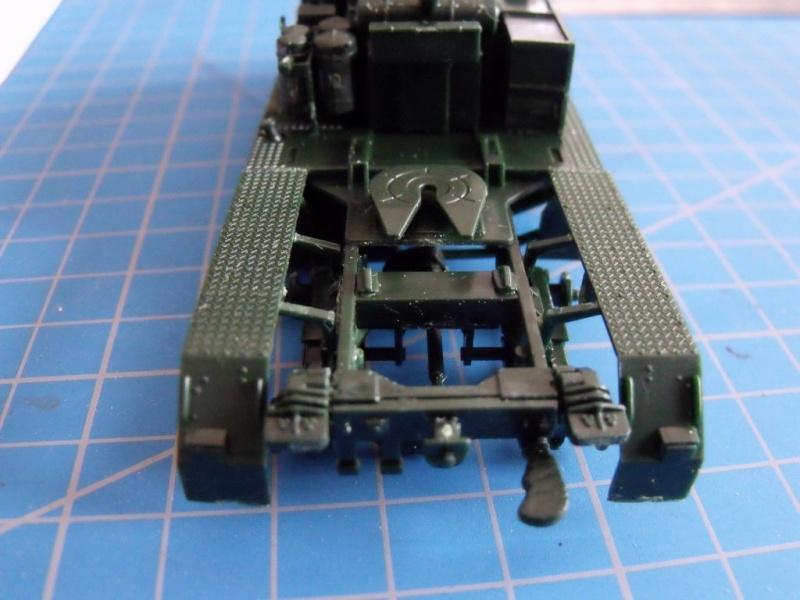 """REVELL 1/72 SLT50-3 """" ELEFANT """" ET Sa aNH.52 T , avec le Panzerhaubitze 2000 et le Fennek dans la même boite Dscf1316"""