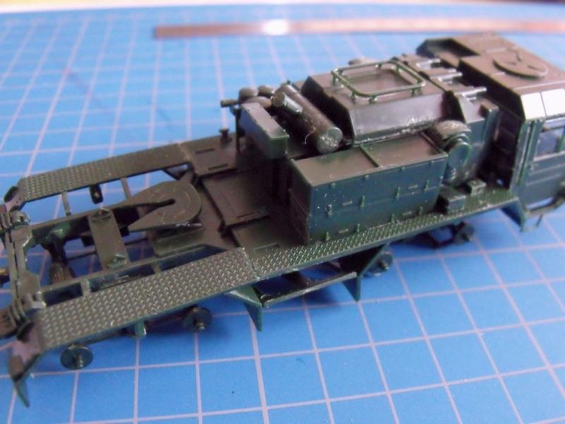 """REVELL 1/72 SLT50-3 """" ELEFANT """" ET Sa aNH.52 T , avec le Panzerhaubitze 2000 et le Fennek dans la même boite Dscf1317"""