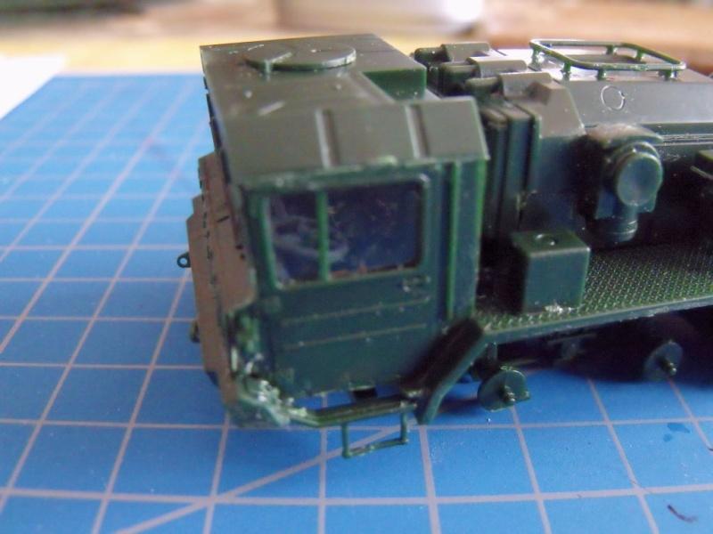 """REVELL 1/72 SLT50-3 """" ELEFANT """" ET Sa aNH.52 T , avec le Panzerhaubitze 2000 et le Fennek dans la même boite Dscf1318"""
