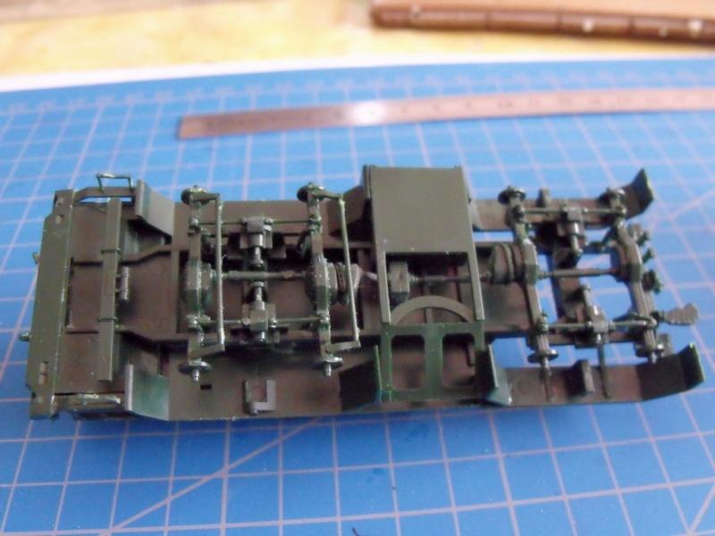 """REVELL 1/72 SLT50-3 """" ELEFANT """" ET Sa aNH.52 T , avec le Panzerhaubitze 2000 et le Fennek dans la même boite Dscf1319"""