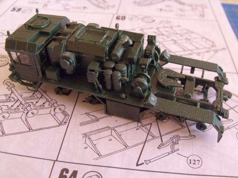 """REVELL 1/72 SLT50-3 """" ELEFANT """" ET Sa aNH.52 T , avec le Panzerhaubitze 2000 et le Fennek dans la même boite Dscf1326"""