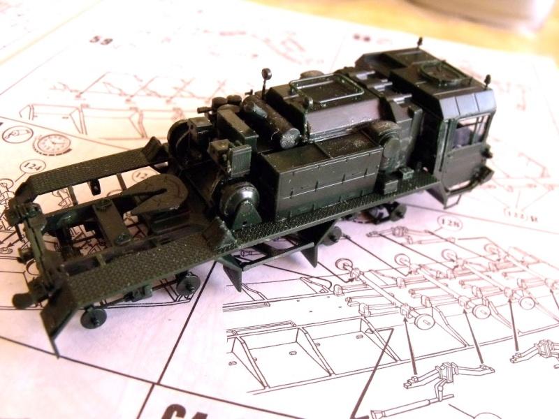 """REVELL 1/72 SLT50-3 """" ELEFANT """" ET Sa aNH.52 T , avec le Panzerhaubitze 2000 et le Fennek dans la même boite Dscf1327"""