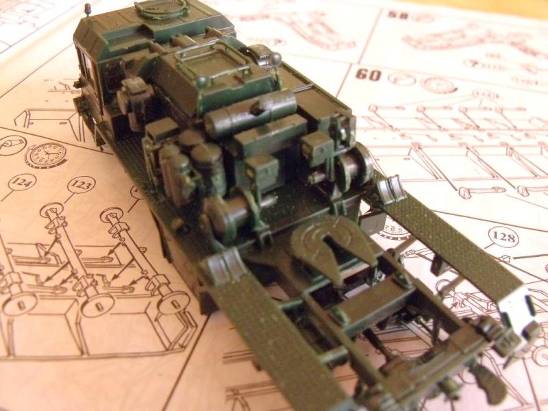 """REVELL 1/72 SLT50-3 """" ELEFANT """" ET Sa aNH.52 T , avec le Panzerhaubitze 2000 et le Fennek dans la même boite Dscf1328"""