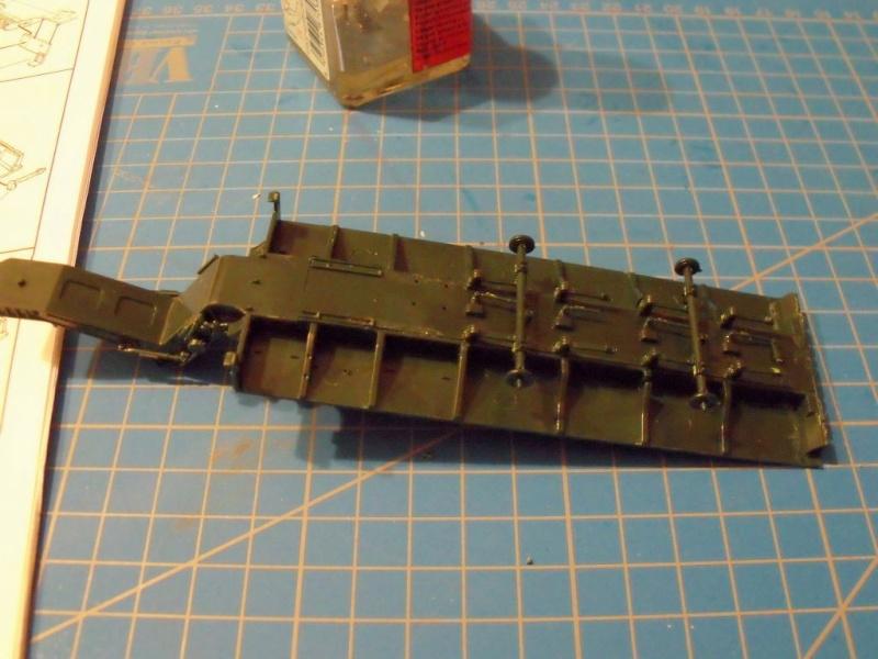 """REVELL 1/72 SLT50-3 """" ELEFANT """" ET Sa aNH.52 T , avec le Panzerhaubitze 2000 et le Fennek dans la même boite Dscf1330"""