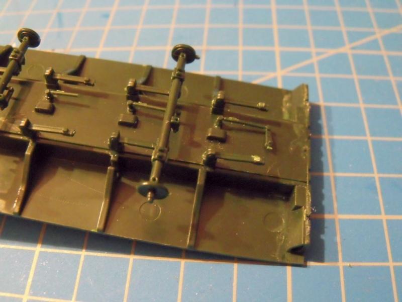 """REVELL 1/72 SLT50-3 """" ELEFANT """" ET Sa aNH.52 T , avec le Panzerhaubitze 2000 et le Fennek dans la même boite Dscf1331"""
