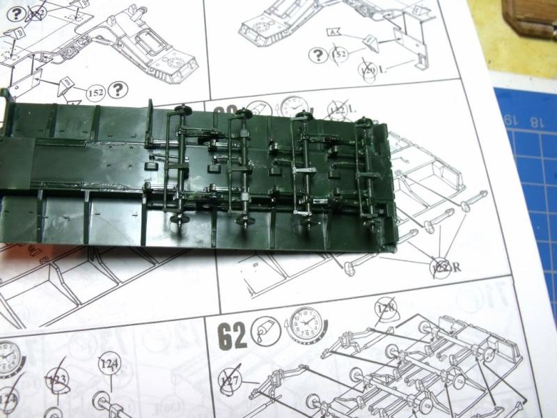 """REVELL 1/72 SLT50-3 """" ELEFANT """" ET Sa aNH.52 T , avec le Panzerhaubitze 2000 et le Fennek dans la même boite Dscf1333"""
