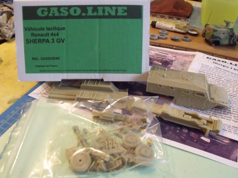 SHERPA 3 GV au 1/48 de GAZO-LINE Dscf5122