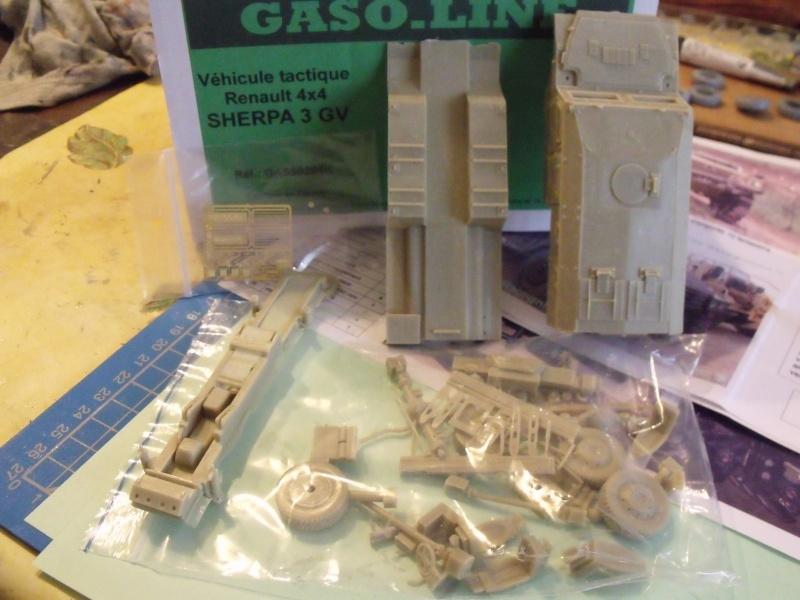 SHERPA 3 GV au 1/48 de GAZO-LINE Dscf5123