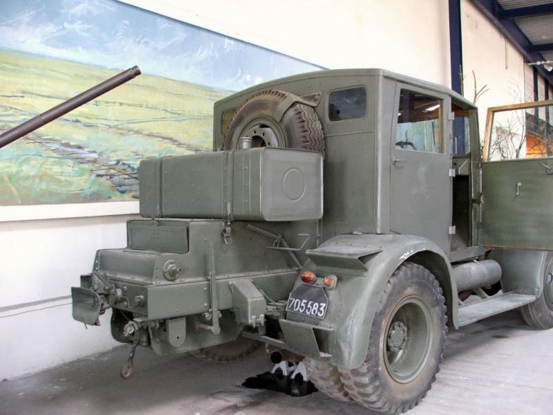 tracteur Hanomag SS 100  Takom 1/35 Saumur21