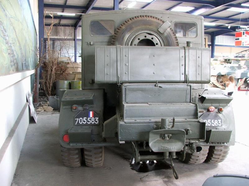 tracteur Hanomag SS 100  Takom 1/35 Saumur24