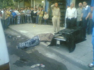 وفاة شاب في الخامسة عشر من عمره إثر سقوطه من سطح بناء بحلب 77887010