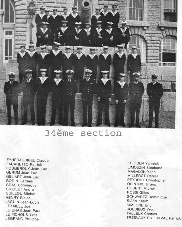 École des mousses 77/78  3ème compagnie 34eme_10