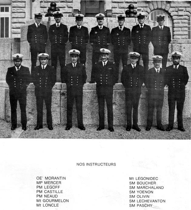 École des mousses 77/78  3ème compagnie Nos_in10