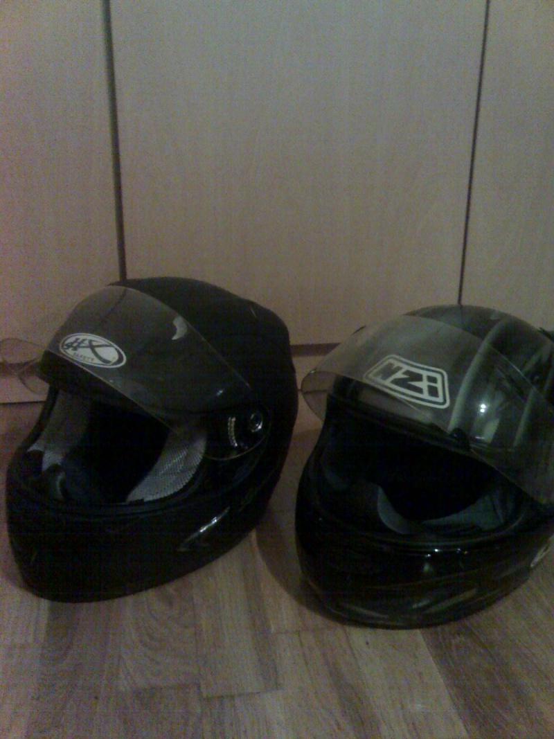 Nuestros cascos 27-05-10