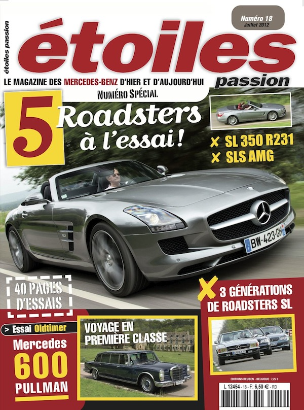 Le magazine Etoile passion Couver13