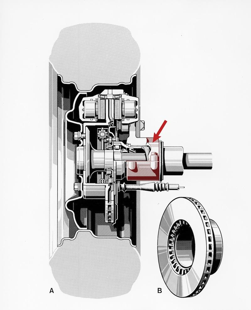 W109 3.5 : transmission U6211610