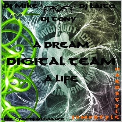Affiche de la Digital team Digita12