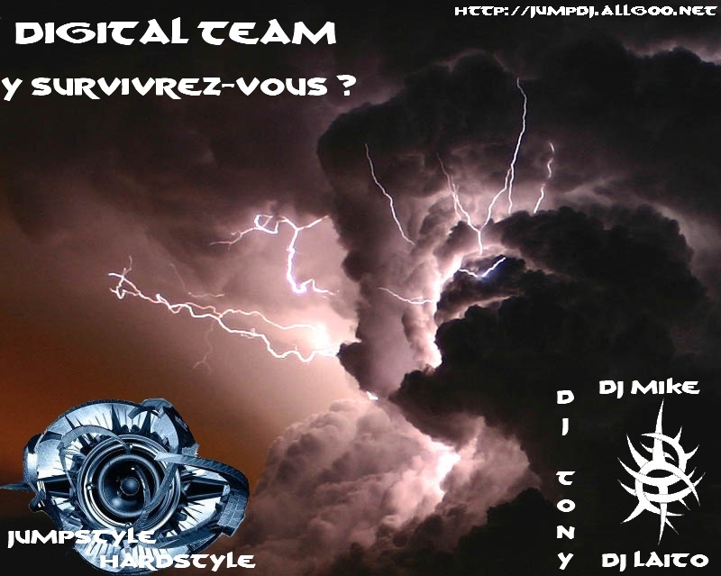 Affiche de la Digital team Digita13
