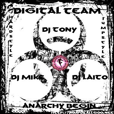 Affiche de la Digital team Digita17