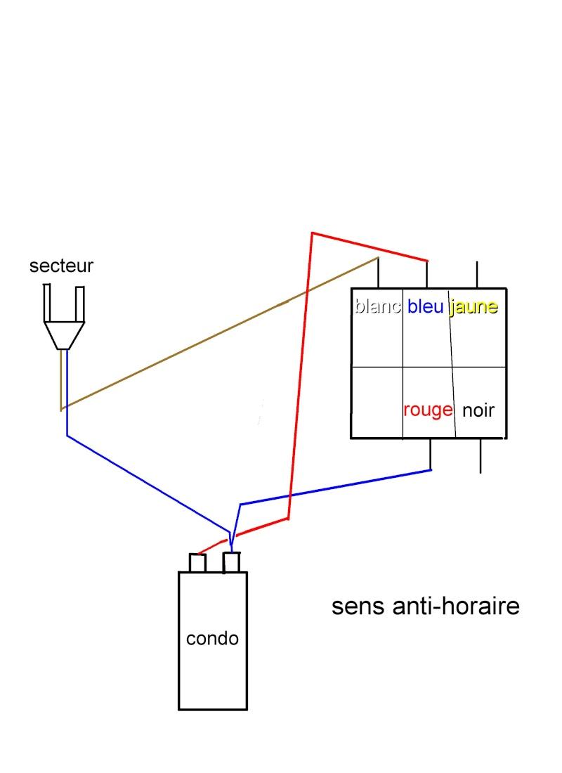 moteur MAV branchement 5 fils Sens_a12