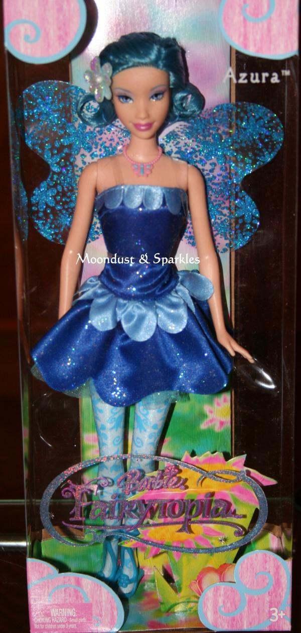 Barbies Fairytopia et mermaidia Azura10