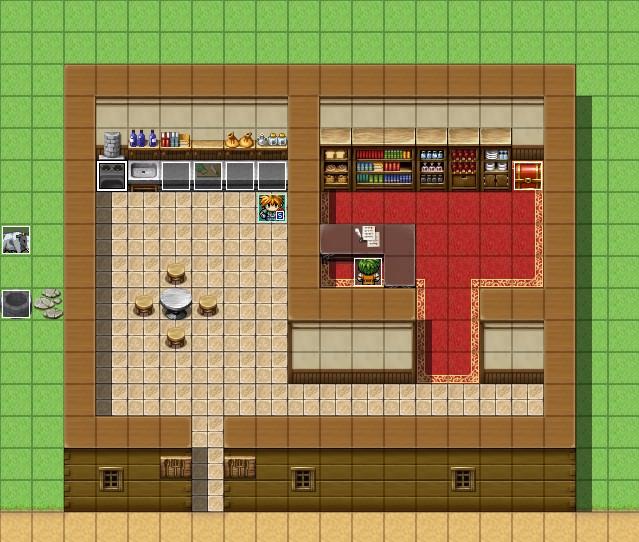 Héros cuisine 3 façons différentes Map11
