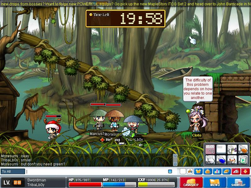 MapleStory - Your Character. Maple011
