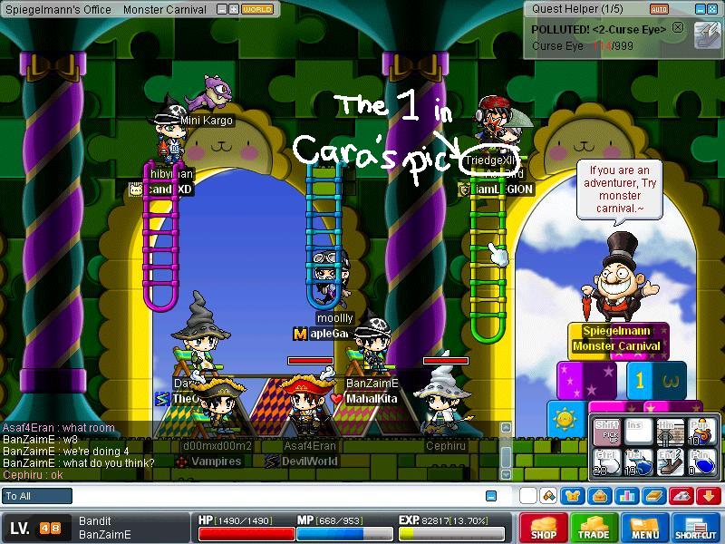 MapleStory - Your Character. Maple012