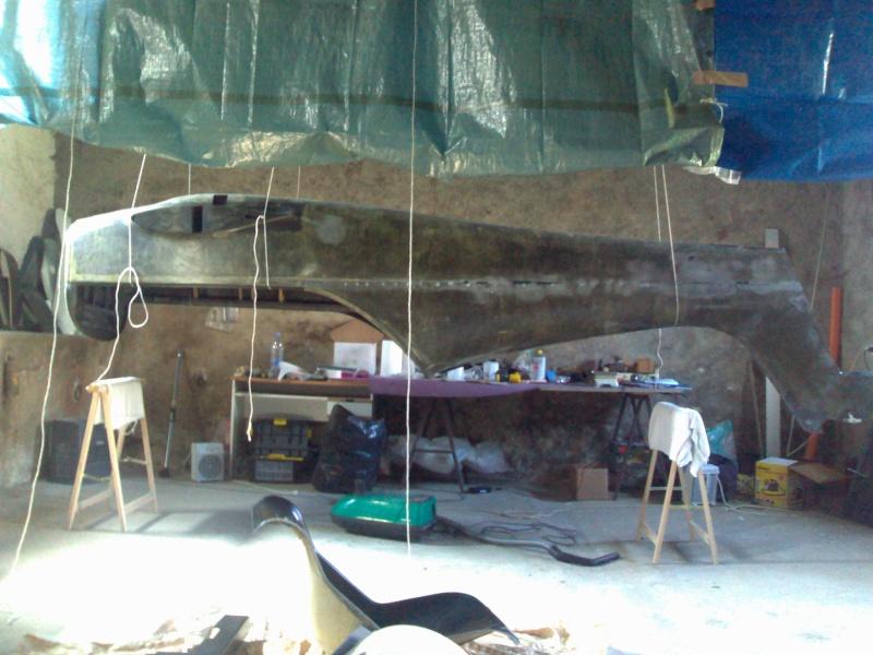Sangles latérales du parachute 06042010