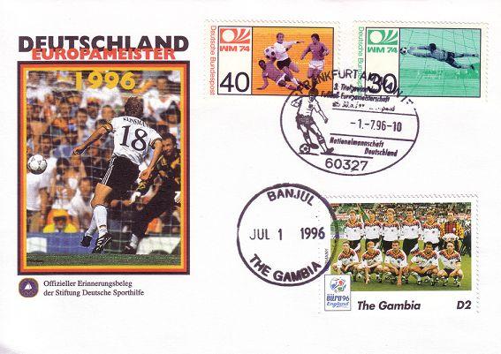 Fußball auf Kuverts und Karten Pic00134