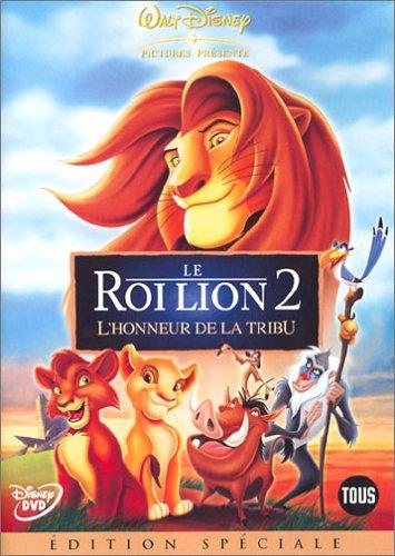 Le roi lion I, II, III Lion210