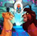 Le roi lion I, II, III Pfilm510