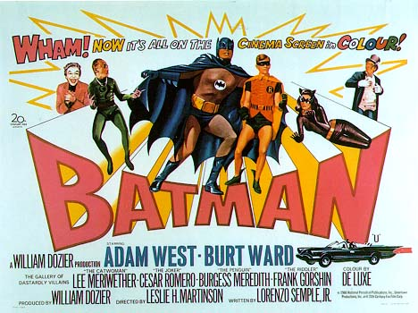 BATMAN, LE FILM (1966) Batman28