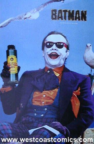 BATMAN (1989) Poster10