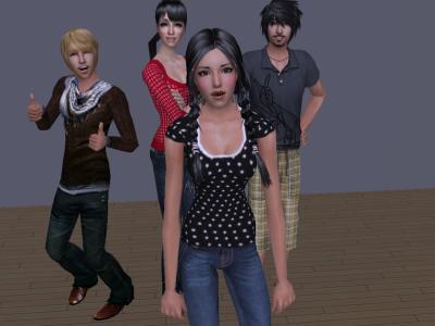 Vos créations de Sims - Page 4 16349110