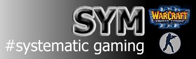 Systematic Gaming Logo Sym10